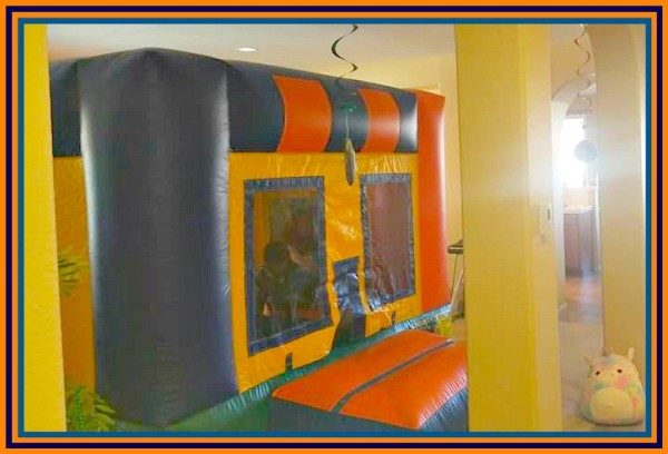 indoor bounce